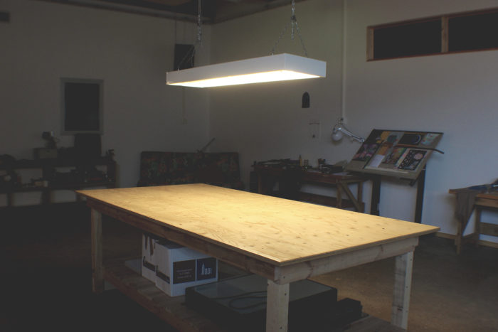 Communal Workbench