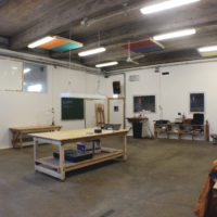 Shared Studio space