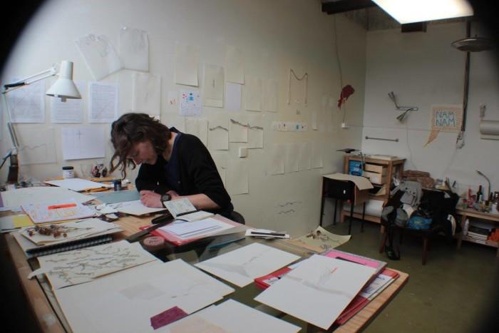 Émilie Bernard: http://inhere.is/2015/08/emilie-bernard/