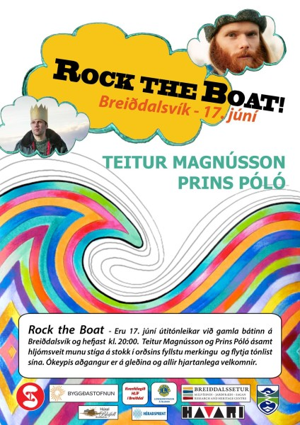 Rock the Boat poster