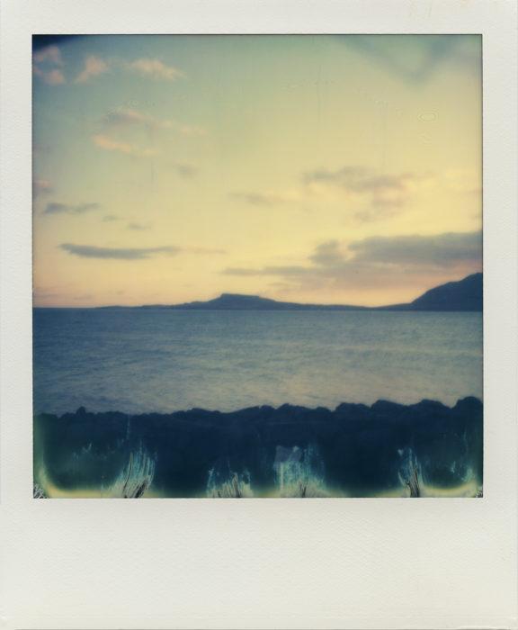 Polaroid Photo by Amy Caterina, January 2017