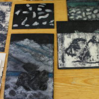 Artworks by Susan Wood, March 2017