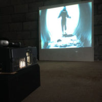 Video Installation by Anne Weber & Daniel Foerster, March 2017