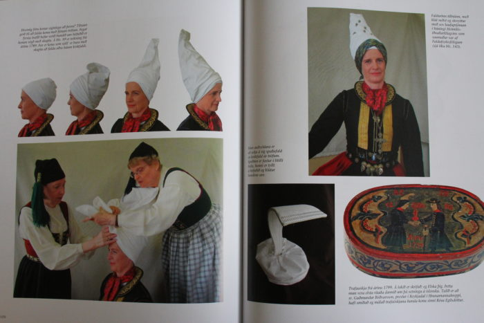 Traditional woman hat's of Iceland