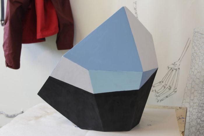 Dameon Lester // Glacier Sculpture