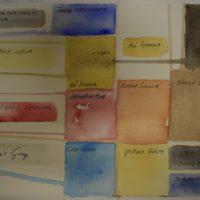 Iceland Colour Palette // Ann-Ci Lifmark, 2017