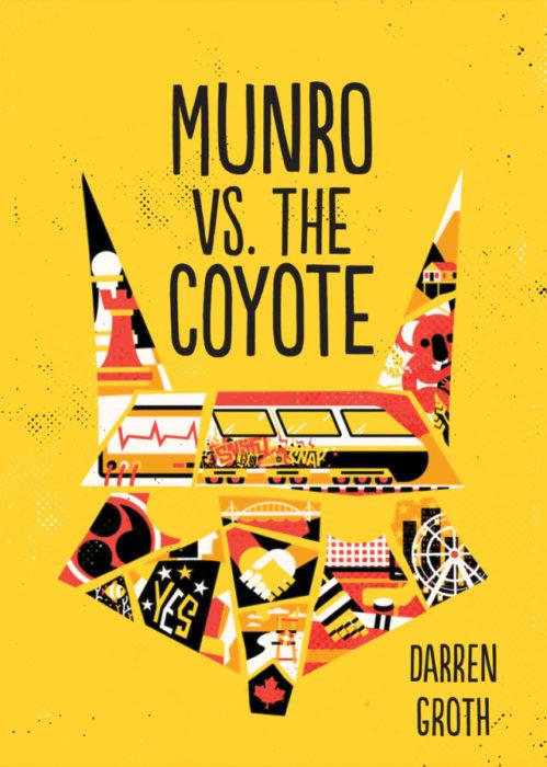 Munro vs The Coyote // Robert John Paterson