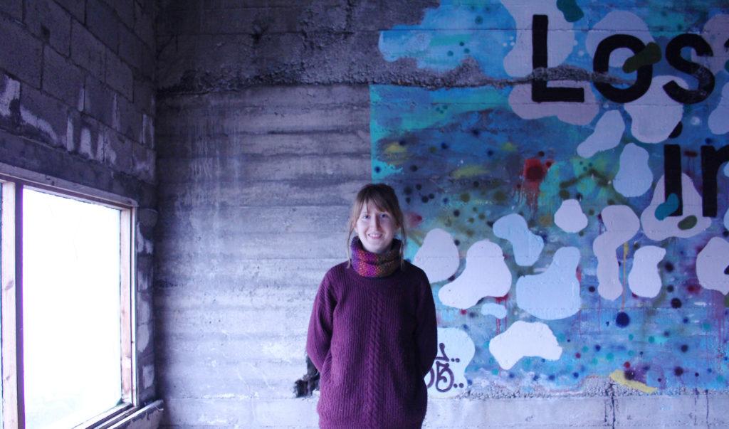 Áine Kelly // November 2018