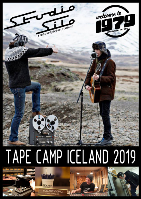 Tape Camp Poster